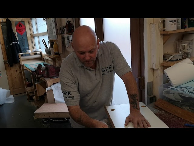 gdk veneering ,Yacht cabinet door restoration