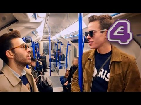 Rich Kid Tries London Tube For The First Time | Rich Kids of Instagram