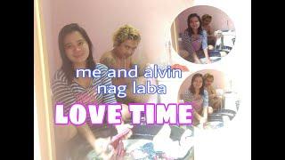 Me And Alvin Nag Laba