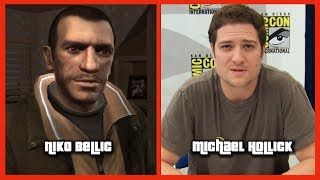 Characters and Voice Actors - Grand Theft Auto IV