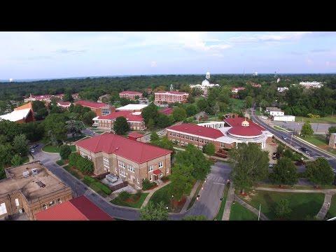 Tuskegee University aerial tour.
