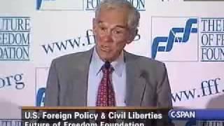ron paul reacts to barack obama s slogan