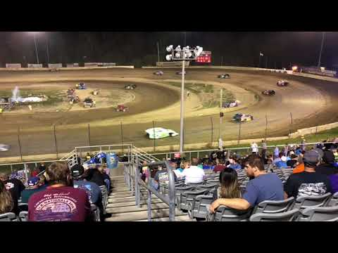 8-18-18  PLYMOUTH SPEEDWAY, IN  MODIFIED - FEATURE