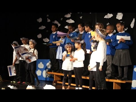 KS1 Christmas Performance 2015