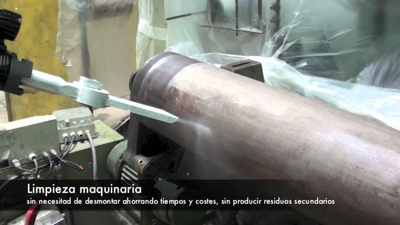 Limpieza maquinaria industrial youtube - Maquinas de limpieza a vapor industriales ...