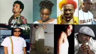 Shaggy Ft Shelly Thunder, Elephant Man, Ninjaman, Redd Fox, Adrian Banton, Rayvon & ky - Church