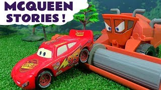 Disney Cars Toys McQueen Toy Stories with Superhero Batman Joker and Hot Wheels Sets for kids TT4U