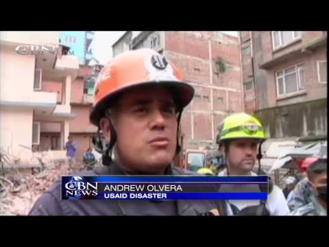 Nepal Teen Rescued After 5 Days under Rubble
