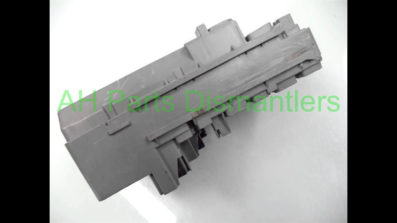 2006 acura rsx fuse box 38200-s6m-a02 - ahparts com used honda, acura,  lexus & toyota parts     oem