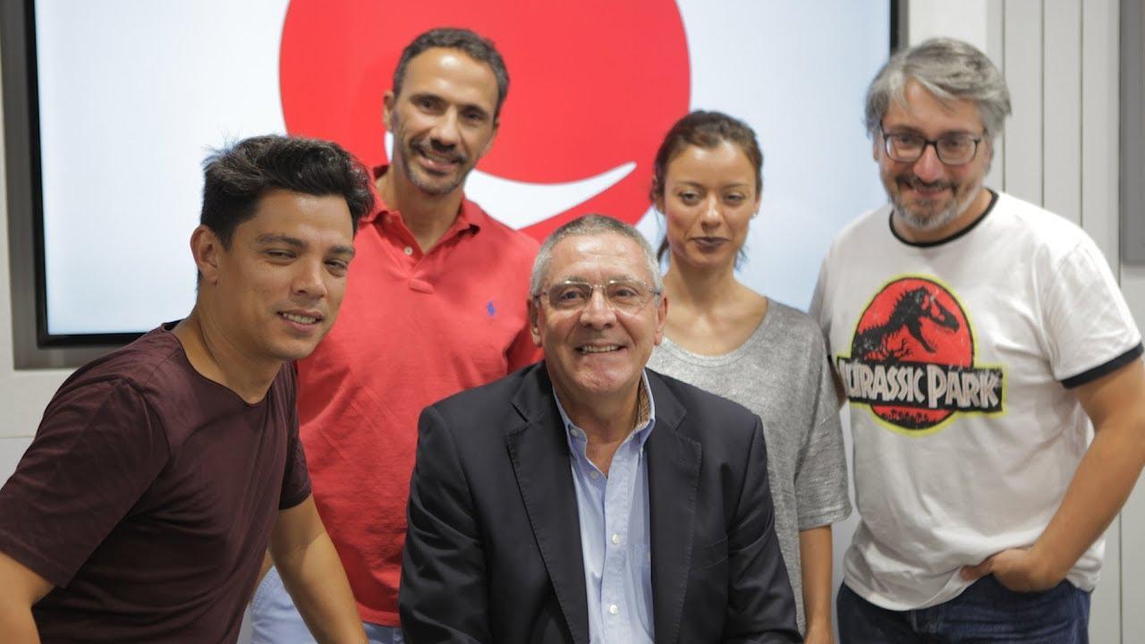 Rádio Comercial | Presidente do IPO Porto promove evento solidário
