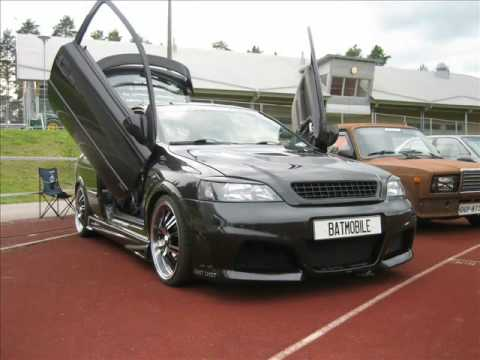 opel astra g tuning aka batmobile youtube. Black Bedroom Furniture Sets. Home Design Ideas