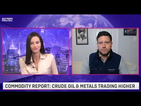 Phillip Streible discusses the action in today's crypto & commodities markets 10.19.2021