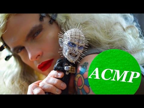 АСМР ASMR обзор моих любимых фильмов ужасов шепот триггеры