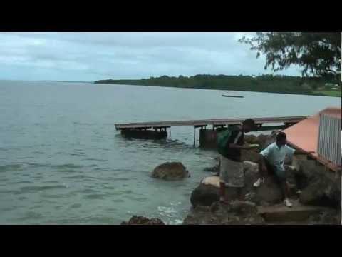 Juergen Schreiter in Vanuatu | Coast in Port Vila - Vanuatu - South Pacific Tour