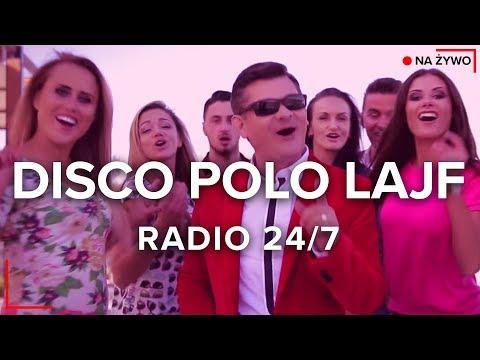🔥 Radio 24/7 🔥 Disco Polo Lajf 🔊 - Wszystkie Hity Na Żywo! 🔴