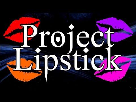 Project Lipstick | Update One