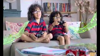 Medimix Ayurvedic Natural Glycerine Soap Kids TVC (1)30Secs2015
