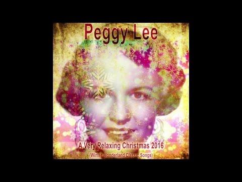 Peggy Lee - White Christmas (1960) (Classic Christmas Song) [Traditional Christmas Music]