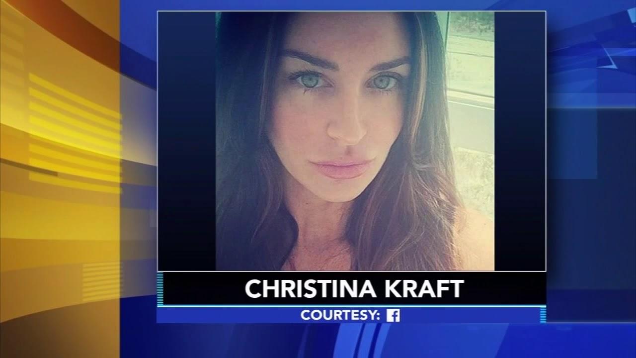 Playboy Model Christina Carlin Kraft Found Strangled In Ardmore
