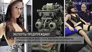 Эксперт предупредил о массовых убийствах людей секс-роботами