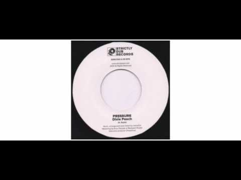 "Dixie Peach / Variedub - Pressure / Dub Pressure - 7"" - Strictly Dub Records"