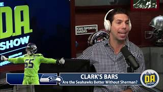 Are the Seahawks better without Richard Sherman? I The D.A. Show