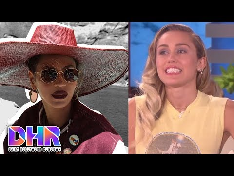 Did Beyonce Copy Taylor Swift's Music Video? - Miley Cyrus Talks Sex Life With Liam (DHR)