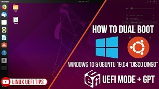 How to Install Ubuntu 19 04