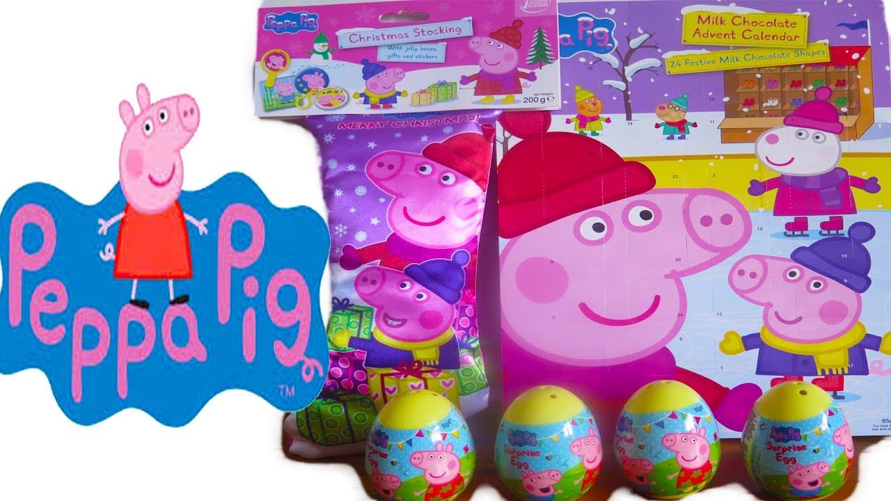 Peppa pig christmas gifts