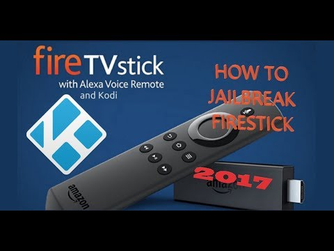 HOW TO JAILBREAK FIRESTICK! SEPTEMBER 2017 UPDATE! WORKS FOR FIRE TV TOO