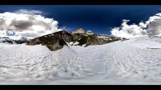insight: Tre Cime Dolomites II 360° Timelapse