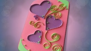 Gambar cover Quilling ideas - part 3