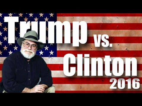 Jim Marrs Weighs In On 2016 Presidental Election - Just Energy Radio