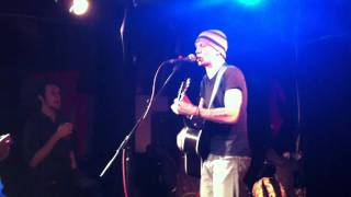 Dave McPherson Boom Shake Shake Shake The Room (cover) - Live at The Tunnels 27/01/12 [HD]