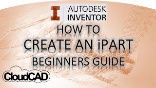 كيفية إنشاء iParts | أوتوديسك المخترع