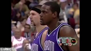 2004 WCSF - Sacramento vs Minnesota - Game 7 Best Plays
