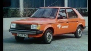 Autotest 1979 - Chrysler-Simca Horizon