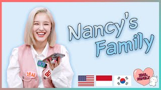 What do you want???🍗🍖🍷🎂 (대체 원하는 게 뭐야??) IDOL FAMILY MOMOLAND Nancy (아이돌 패밀리 모모랜드 낸시) [ENG/INDO]