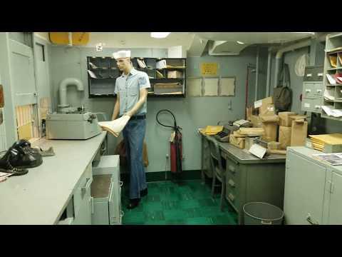 USS Hornet World War 2 American Aircraft Carrier
