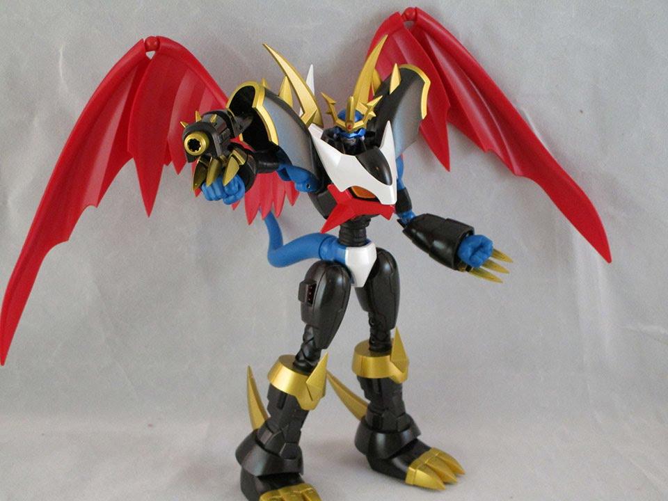 S.H,Figuarts Imperialdramon Review (Digimon Advernture 02 ...