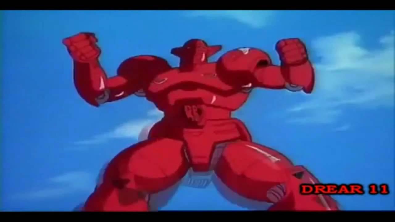 De Mazinger A Robotech Los Clásicos Anime De Robots Gigantes