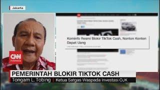 Pemerintah Blokir Tiktok Cash Youtube