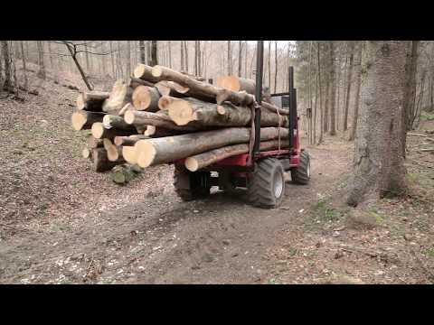 CARON AR690 EVO4 forestale