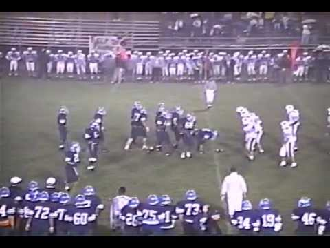 1992 Noristown Football vs WIlliam Tennet part1 homecoming