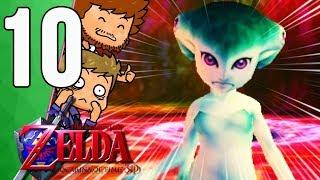 LA PRINCESSE NOUS CHASSE ! 🤨 | Zelda Ocarina of Time Ep.10