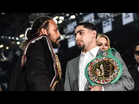 Thurman vs. Garcia: Undefeated | SHOWTIME Boxing