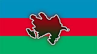 HARİTA ÜZERİNDE AZERBAYCANA GİTMEK! (Baştan Sona Azerbaycan!)