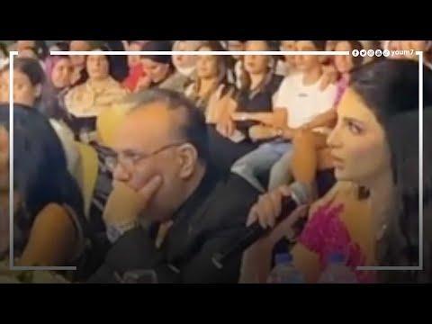 لحظة اخيار ملكة جمال مصر 2021