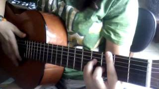 Peacemaker guitar cover