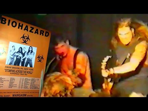 Biohazard - Odense 30.05.1991